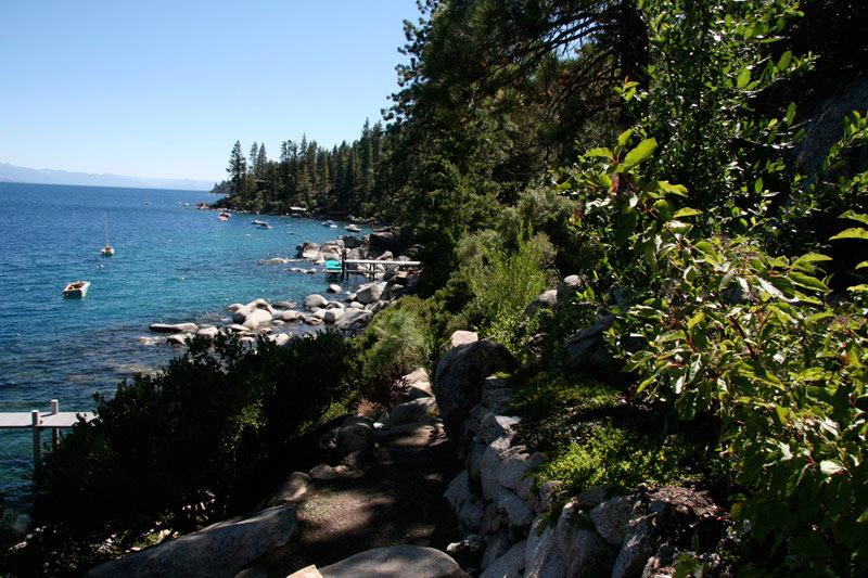Shoreline, Lake House, Lake Tahoe by Mark Dziewulski Architect