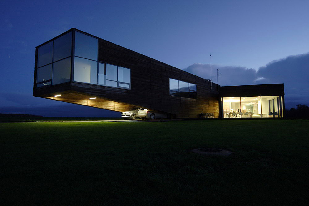 Family House in Utriai, Lithuania by G.Natkevicius & Partners