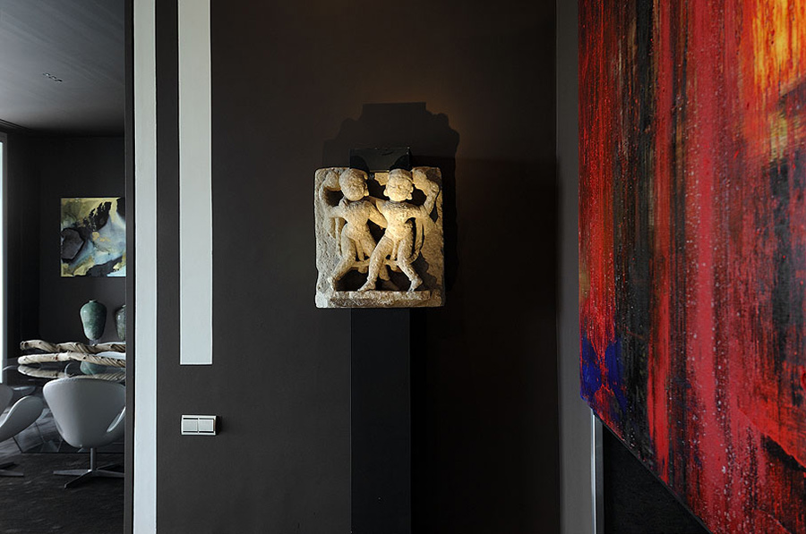 Art, Vivienda 4 Luxury Development, Madrid by A-cero Architects