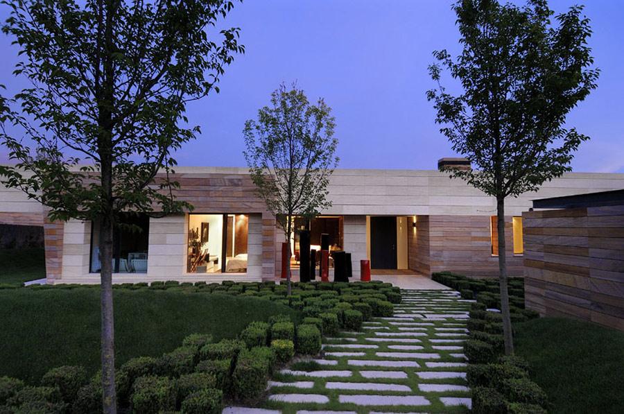 Vivienda 4 Luxury Development, Madrid by A-cero Architects
