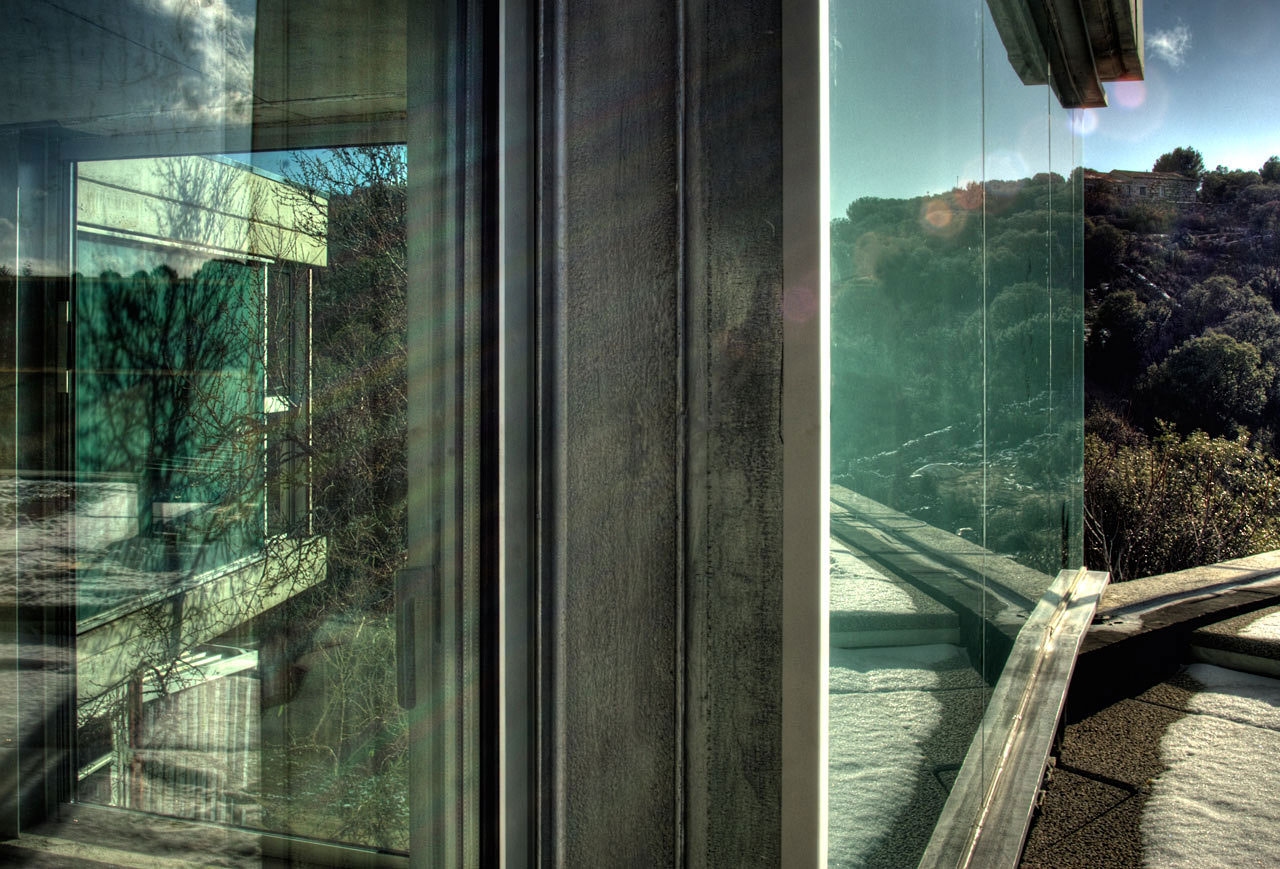 Ants' House, Spain by Espegel-Fisac Architects
