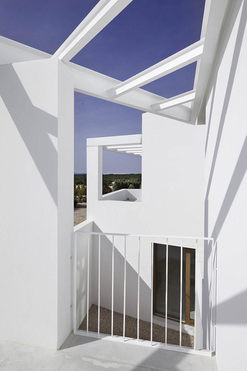 Balcony, Can Manuel d'en Corda by Marià Castelló Martínez