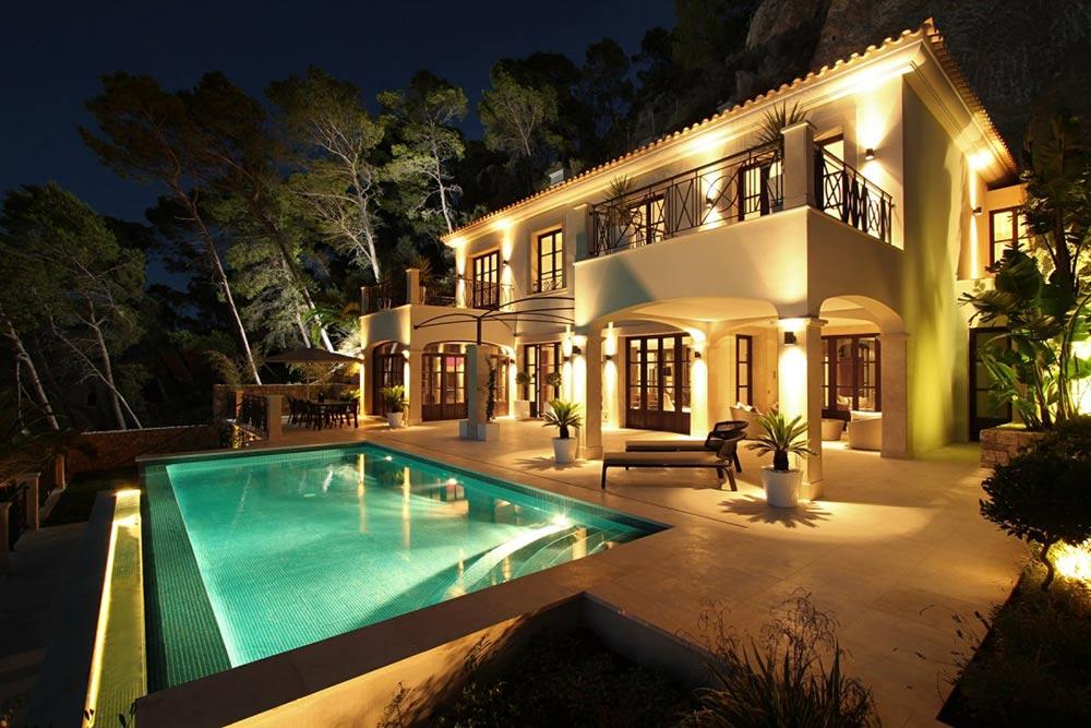 Can Siurell Villa, Mallorca by Curve Interior Design