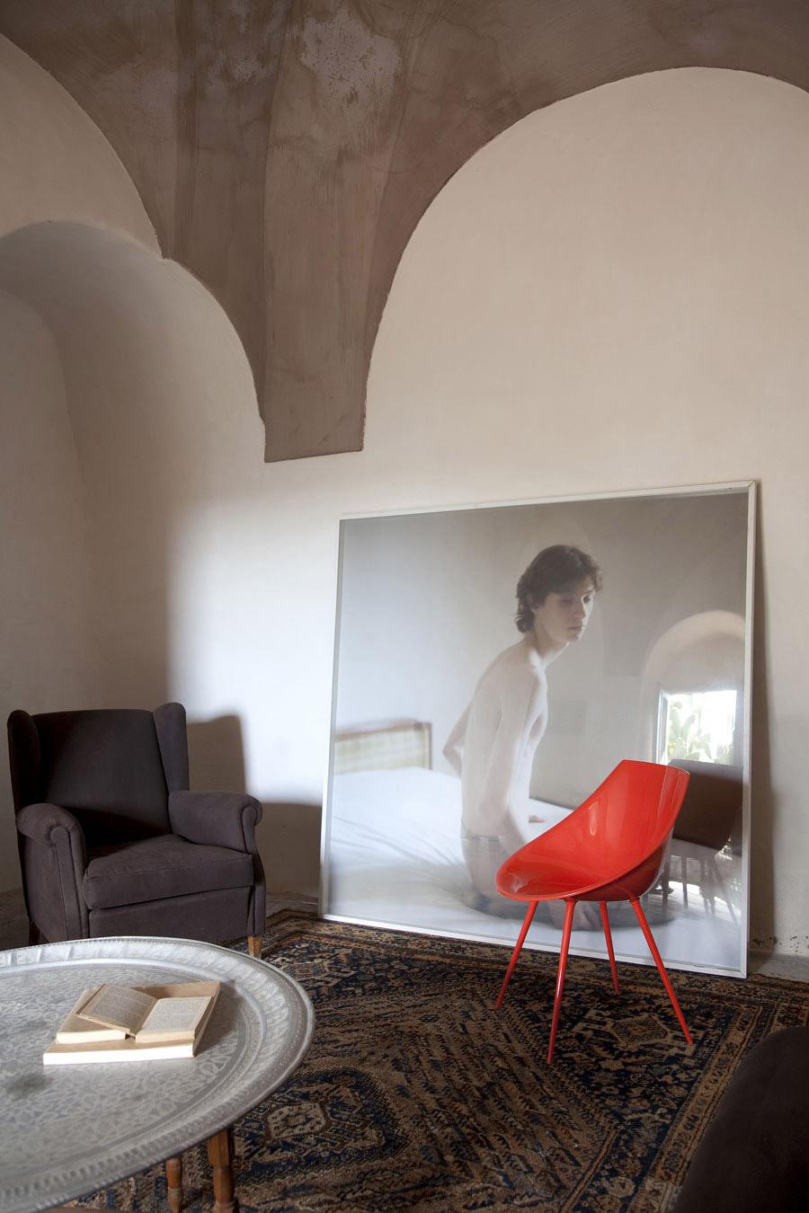 Art, Casa Albanese, Island of Pantelleria, Italy by ASA Studio Albanese