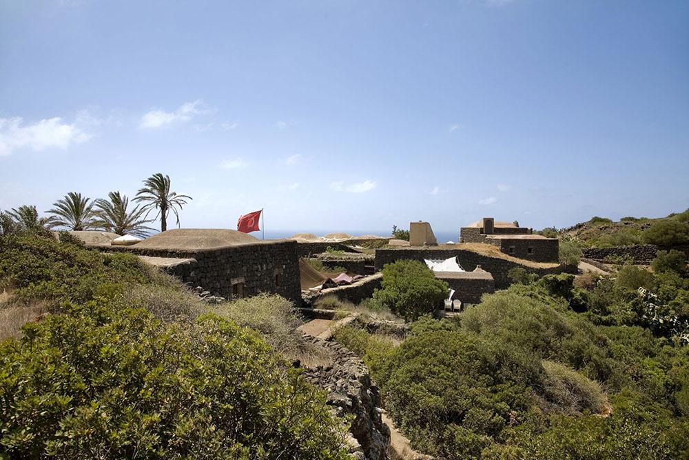 Casa Albanese, Island of Pantelleria, Sicily by ASA Studio Albanese