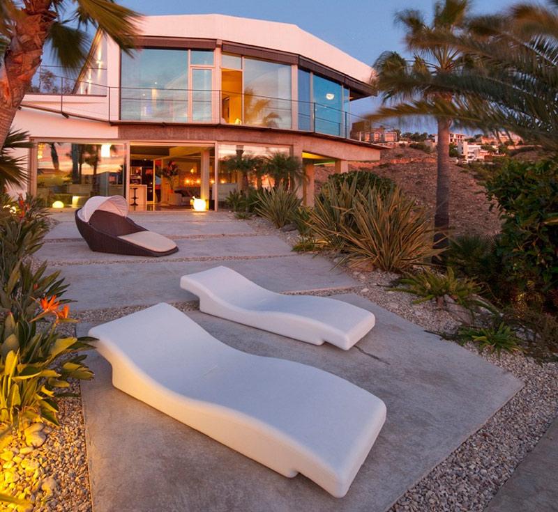 Terrace, Diamond House, Alicante, Spain by Abis Arquitectura