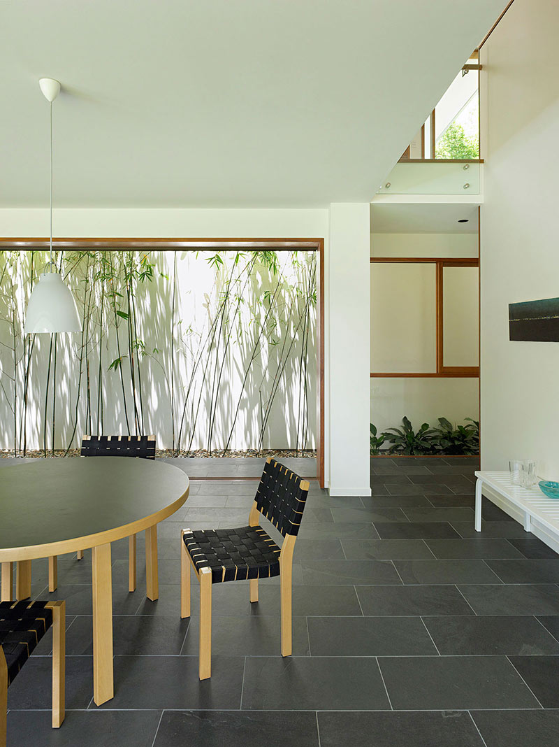 Dining, Fig Tree Pocket House 2, Brisbane, Australia by Shane Plazibat Architects