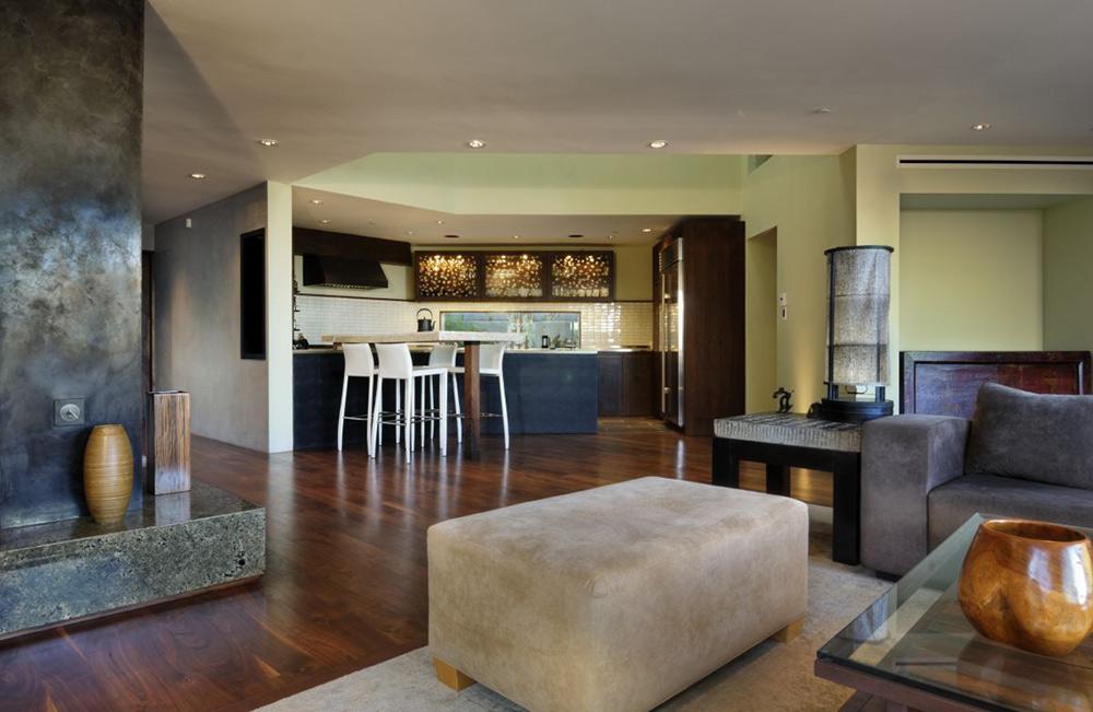 Open Plan Living, Hollywood Hills Residence by fer Studio