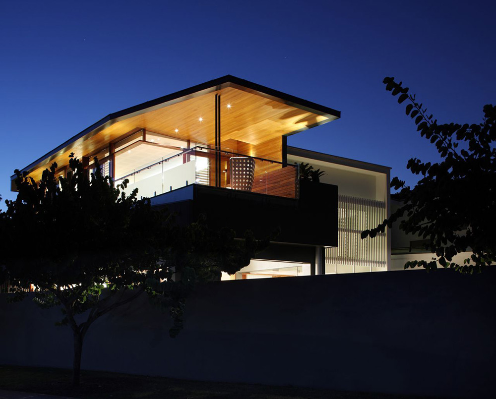 Park House, Queensland, Australia by Shaun Lockyer Architects