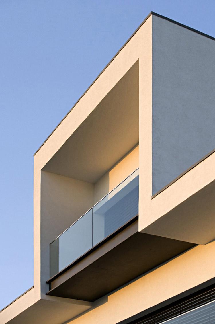 Balcony, CS House Portugal by Pitagoras Arquitectos