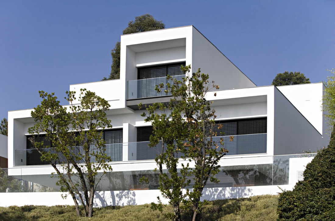 CS House, Portugal by Pitagoras Arquitectos