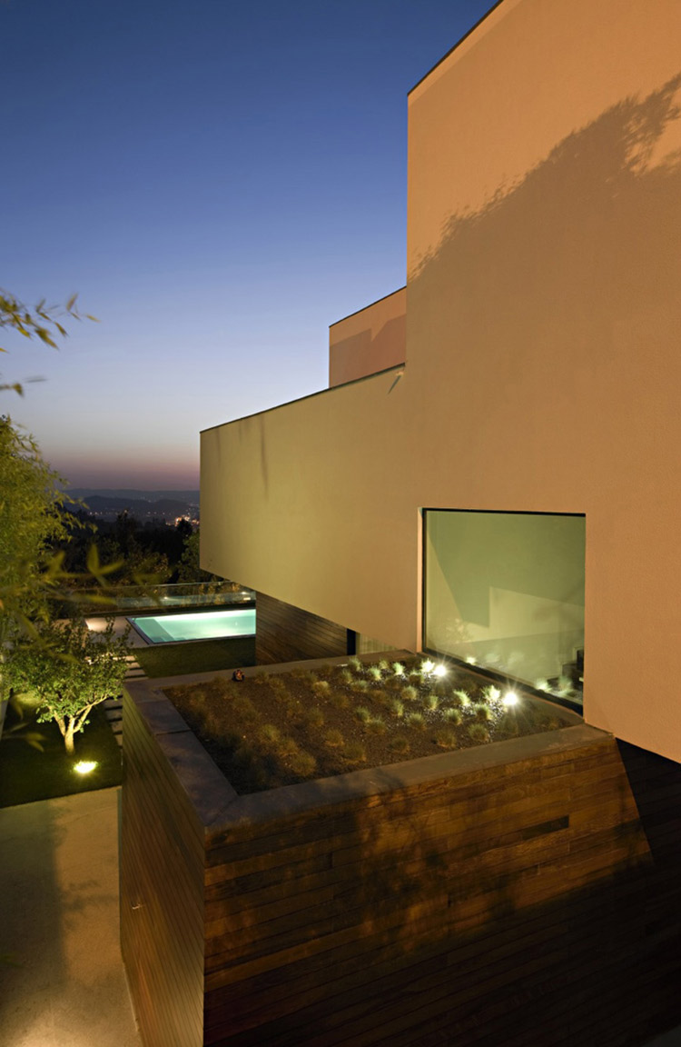 Garden, CS House Portugal by Pitagoras Arquitectos