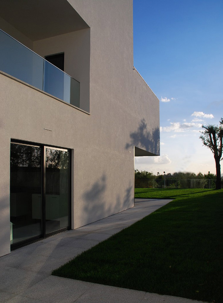 Patio Doors, Architecture, CS House Portugal by Pitagoras Arquitectos