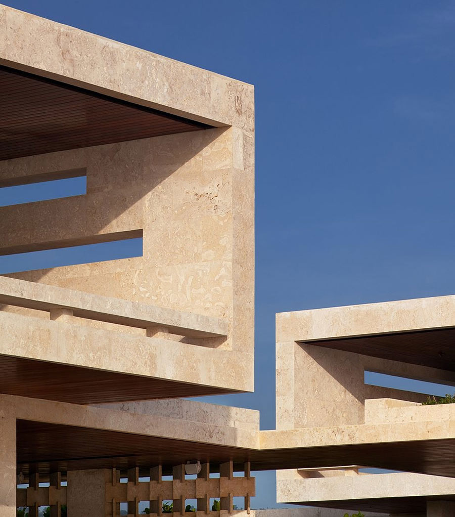 Architecture, Casa Kimball, Dominican Republic by Rangr Studio