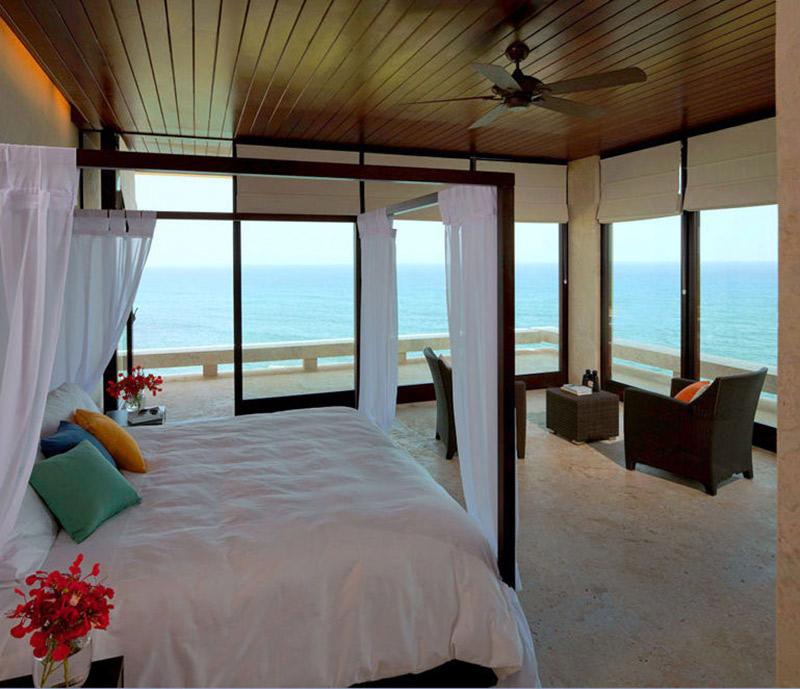 Bedroom, Casa Kimball, Dominican Republic by Rangr Studio
