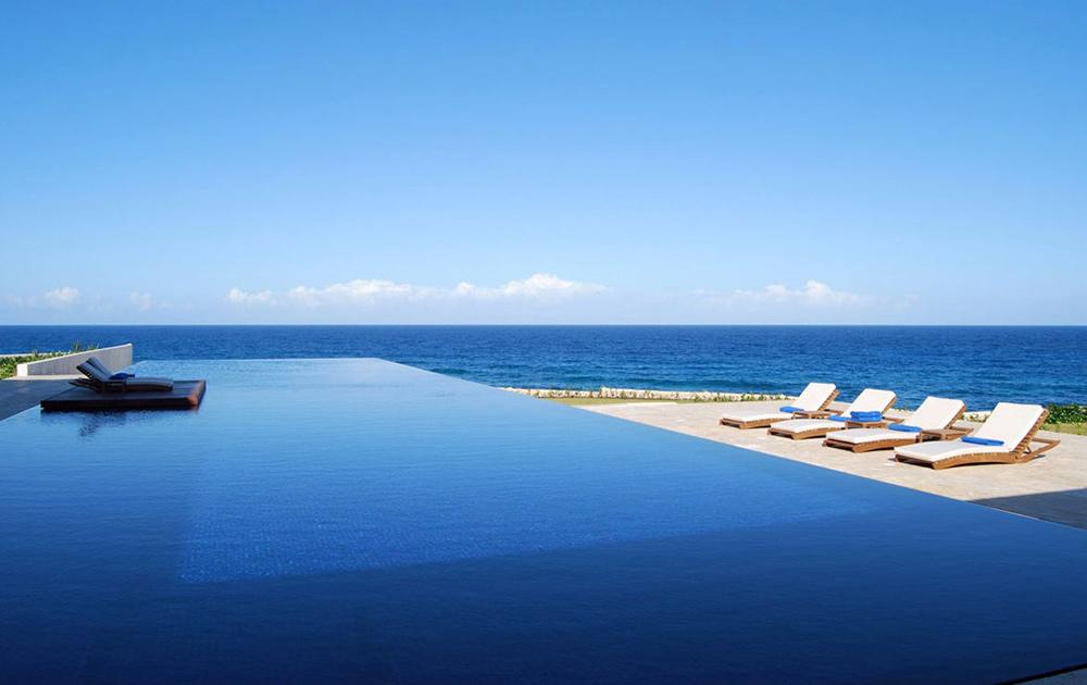 Infinity Pool & Terrace, Casa Kimball, Dominican Republic by Rangr Studio