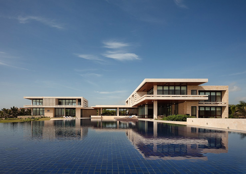 Pool, Casa Kimball, Dominican Republic by Rangr Studio