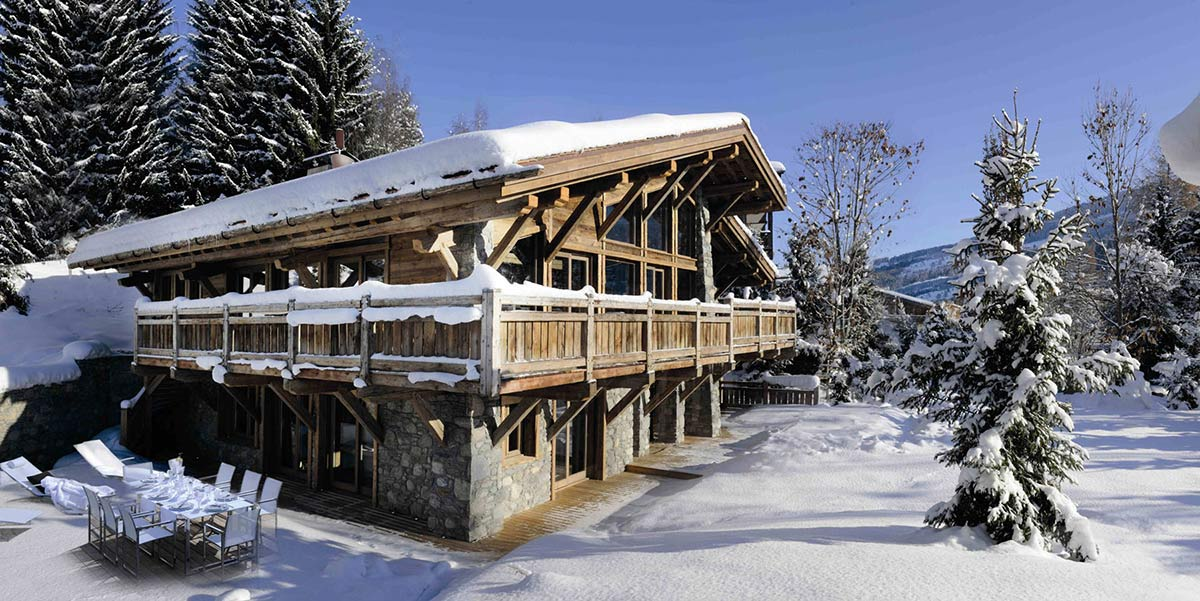 Chalet Brikell, Rhone-Alpes by Pure Concept