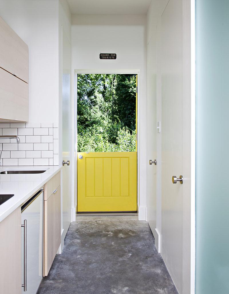 Laundry, Dutchess House No. 1, New York by Grzywinski+Pons