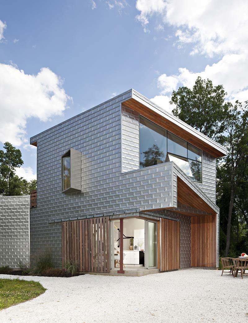 Dutchess House No. 1, New York by Grzywinski+Pons