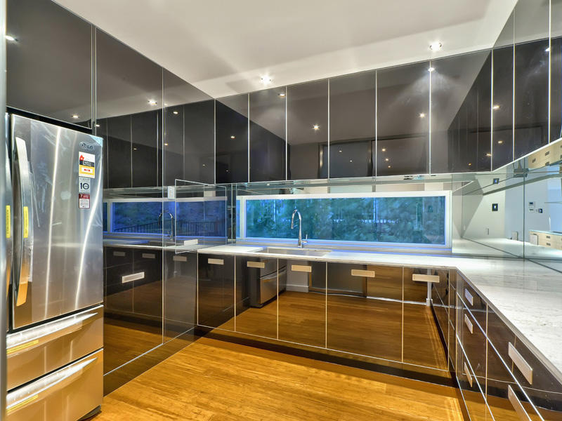 Kitchen, Luxury Home on Brisbane River
