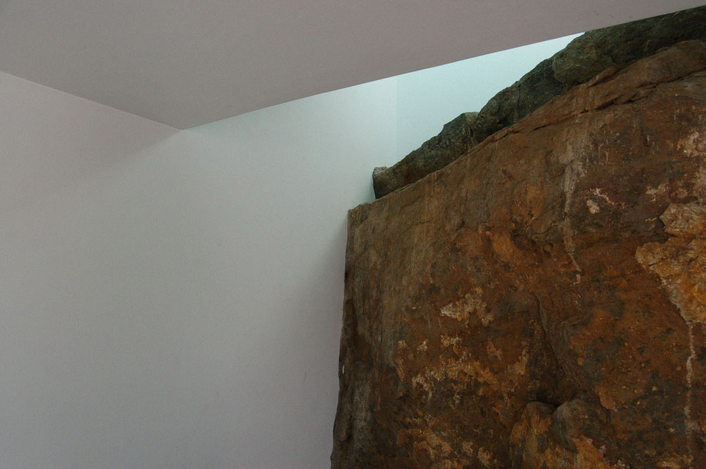 Natural Rock, Lefevre House, Peru by Longhi Architects