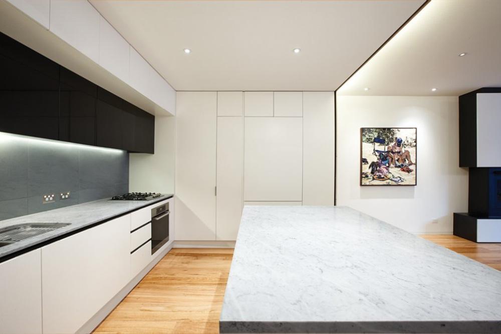 Kitchen, Nicholson Residence by Matt Gibson Architecture + Design
