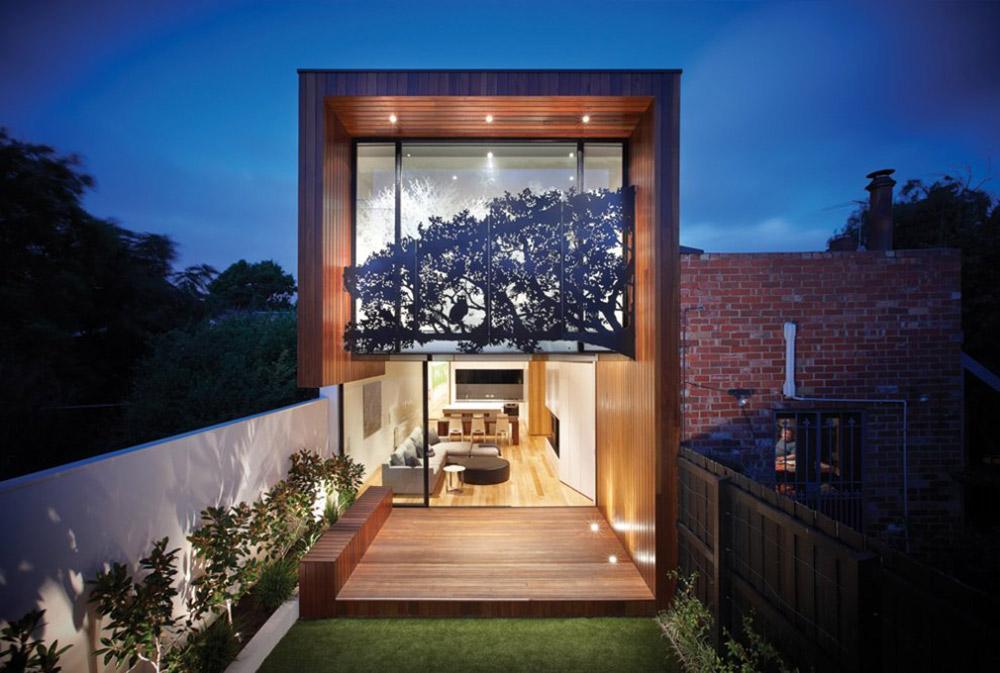 Nicholson Residence, Melbourne by Matt Gibson Architecture + Design