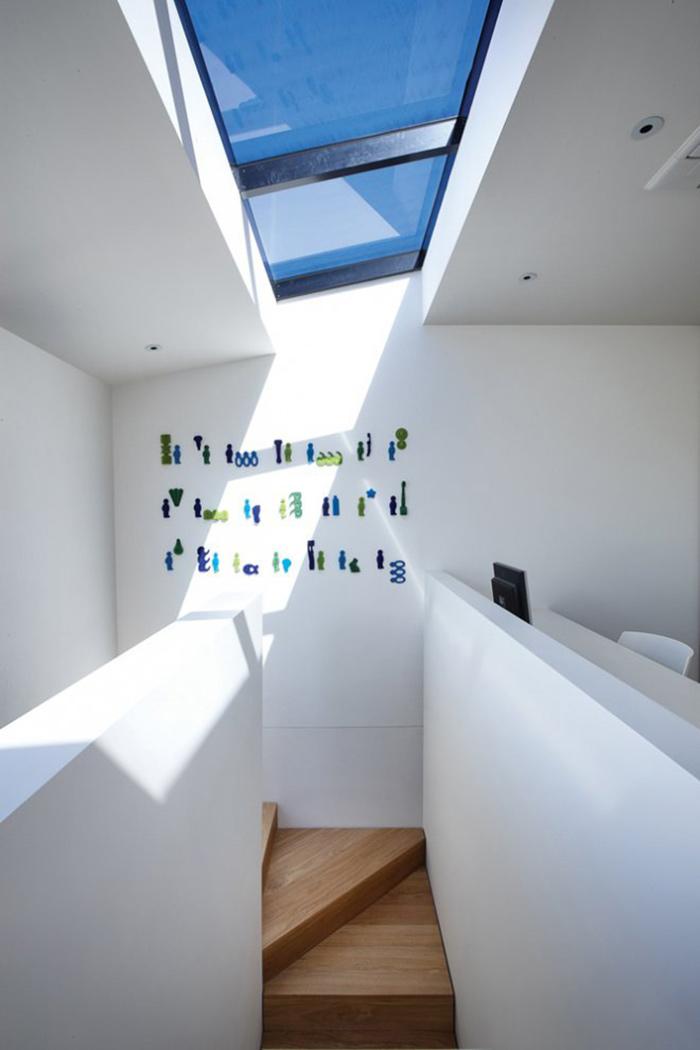 Stairs, Nicholson Residence by Matt Gibson Architecture + Design