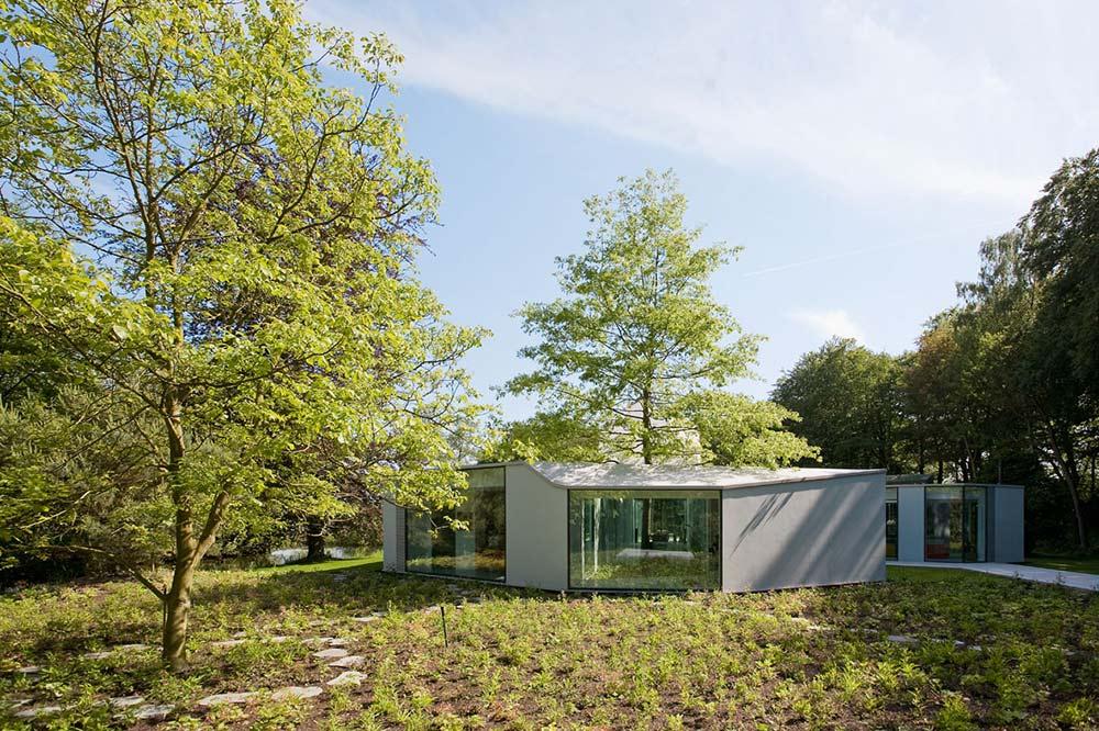 Villa-4.0-Het-Gooi-Netherlands-Garden