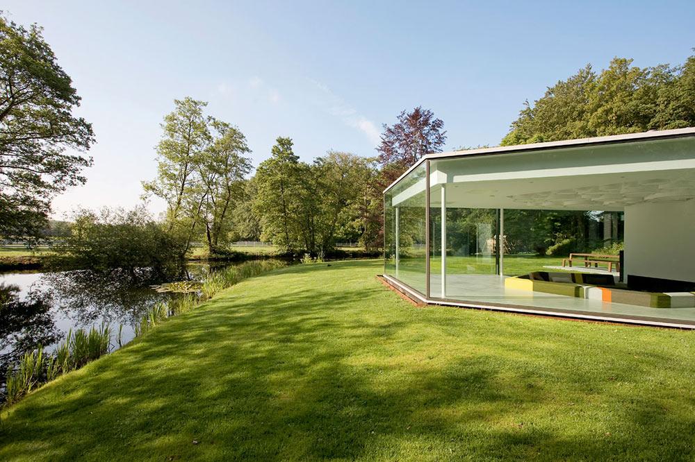 Villa 4.0, Netherlands by Dick van Gameren Architecten