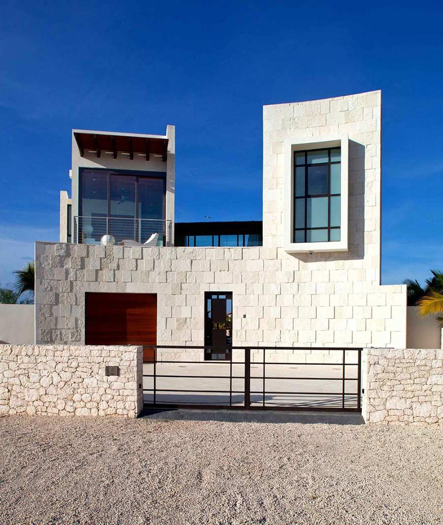 Entrance, Bonaire House, Netherlands Antilles