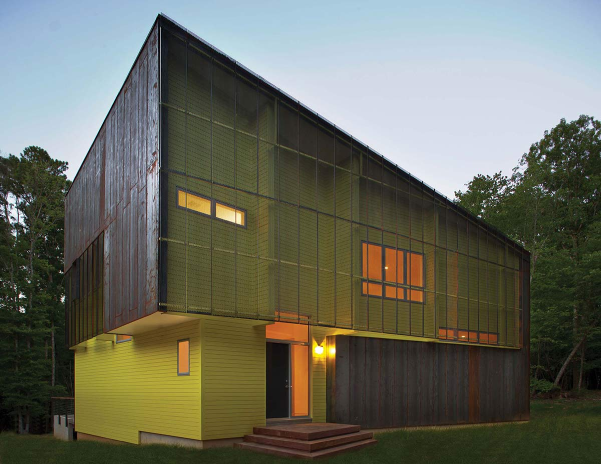 Crabill Modern, North Carolina by Tonic Design