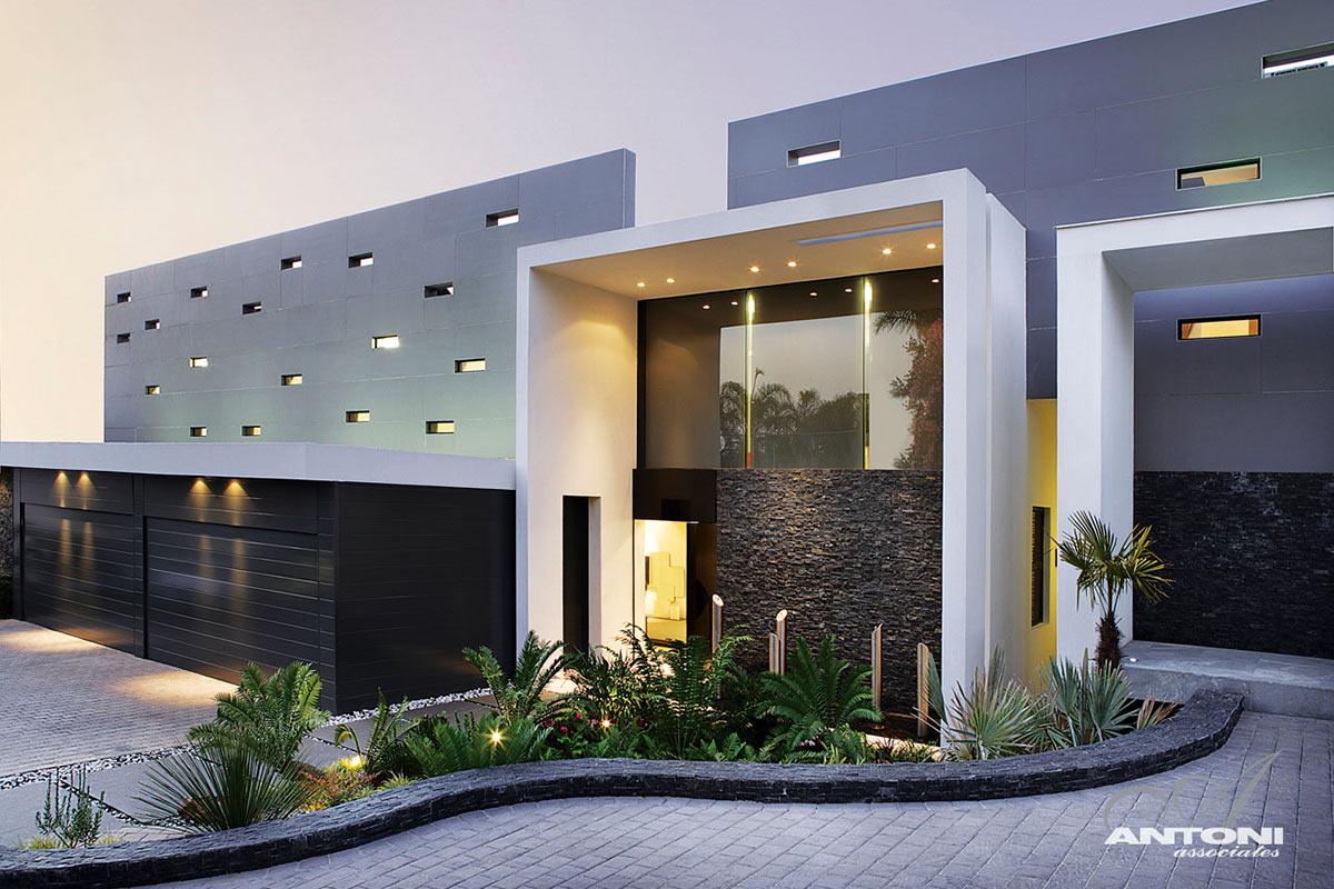 Garages, Houghton Residence, Johannesburg, South Africa