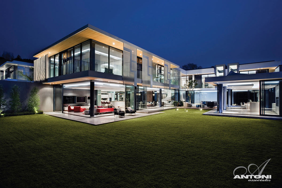 Houghton Residence, Johannesburg, South Africa