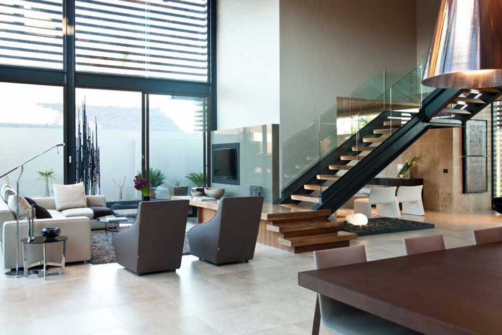 Living Room, Open Plan, House Aboobaker, Limpopo, South Africa