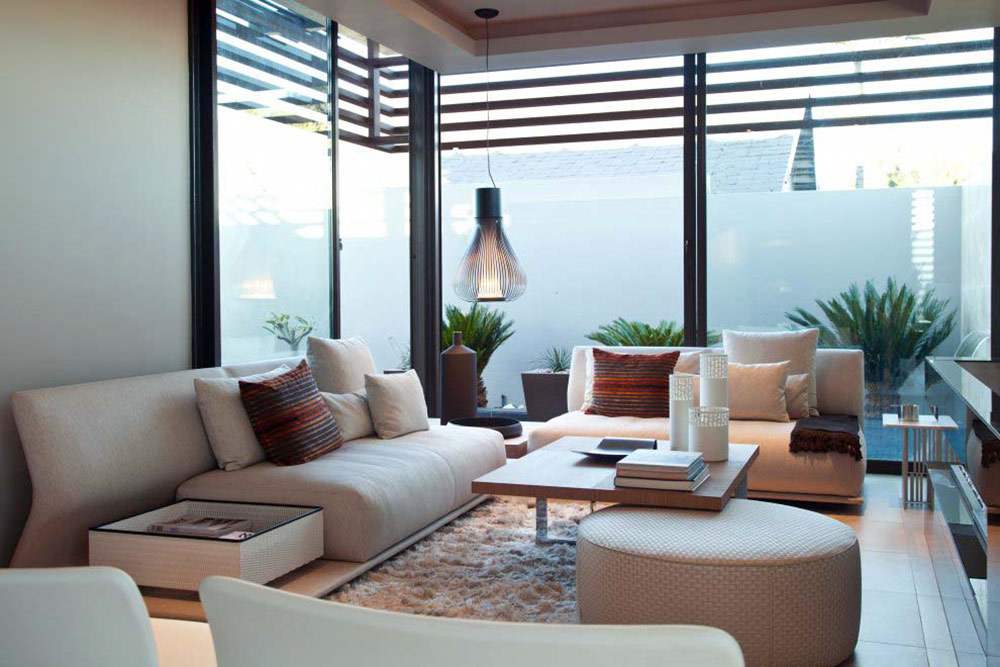 Living Space, House Aboobaker, Limpopo, South Africa