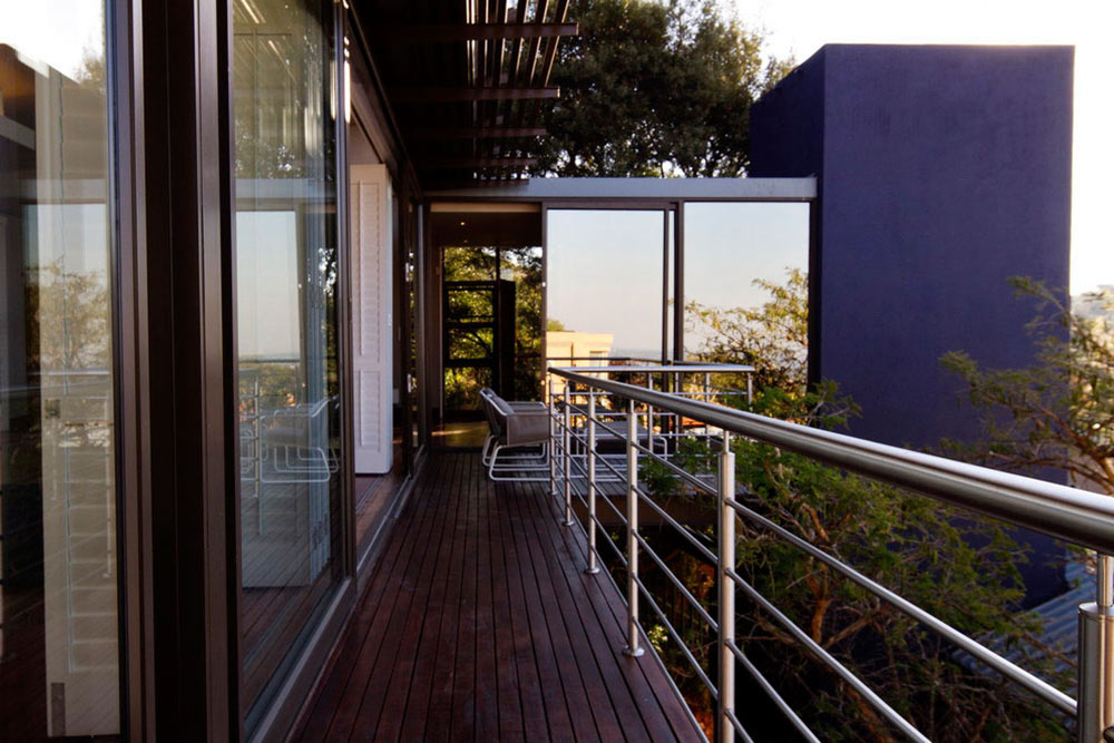 Balcony, Modern Upgrade in South Africa