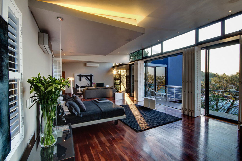 bedroom glass walls modern upgrade in south africa