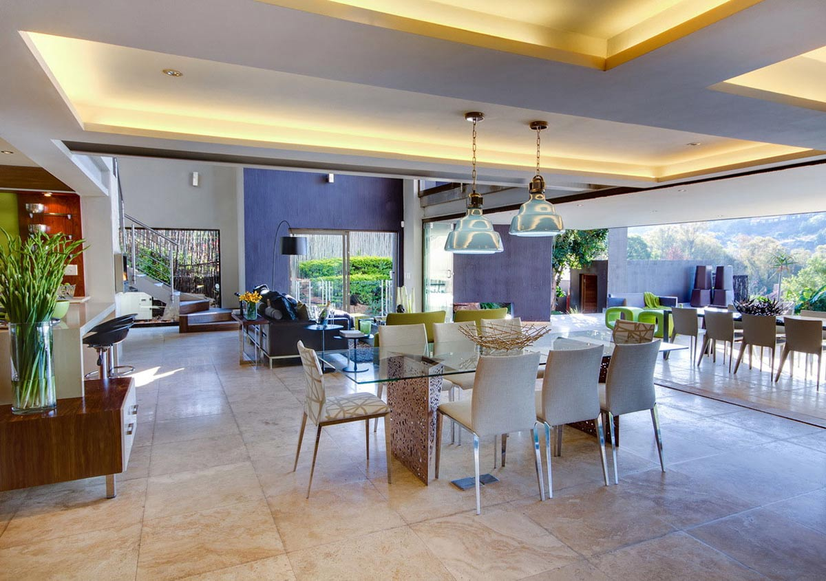 Dining Space, Modern Upgrade in South Africa