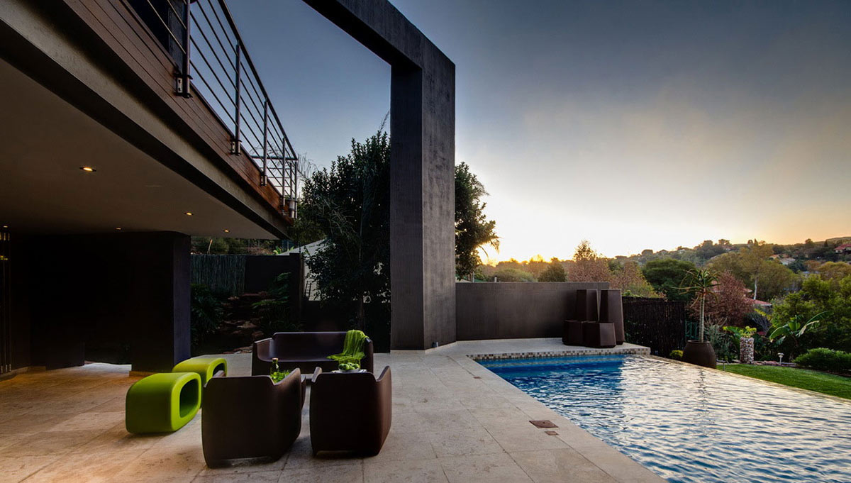 Terrace, Seating, Modern Upgrade in South Africa