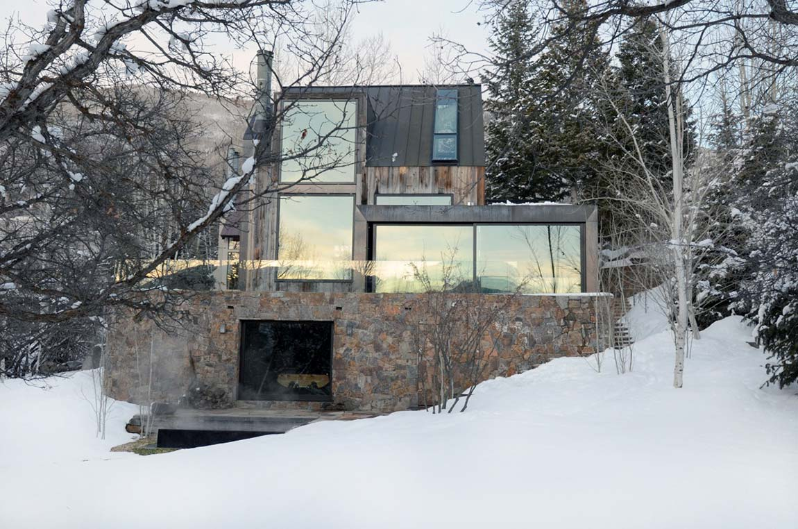 La Muna, Aspen, Colorado by Oppenheim Architecture + Design