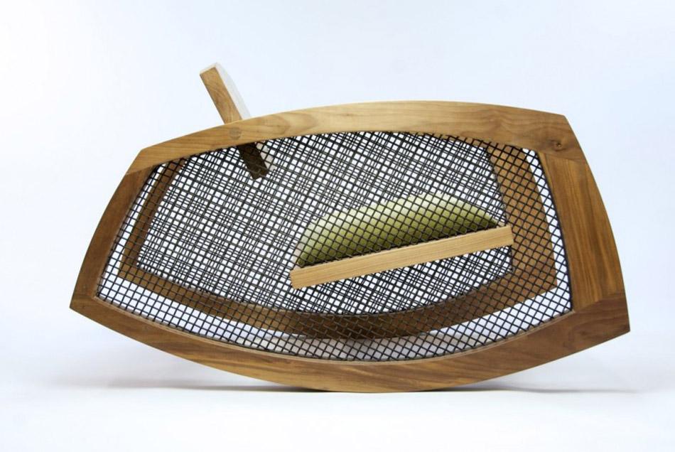 Rocking Chair No.1 by Brendan Gallagher