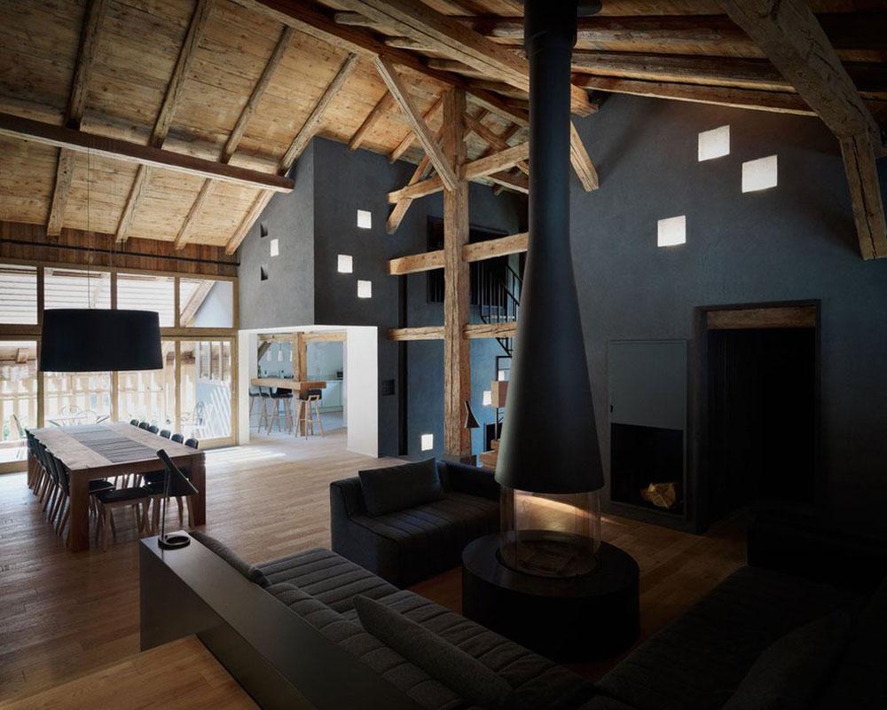 Villa Solaire, Morzine, France by JKA + FUGA