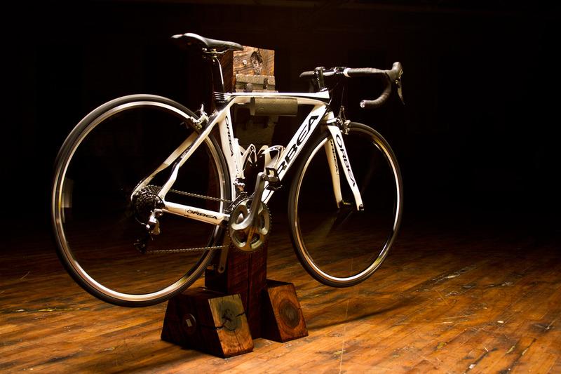 Bike Rack Series, Rail Yard Studios