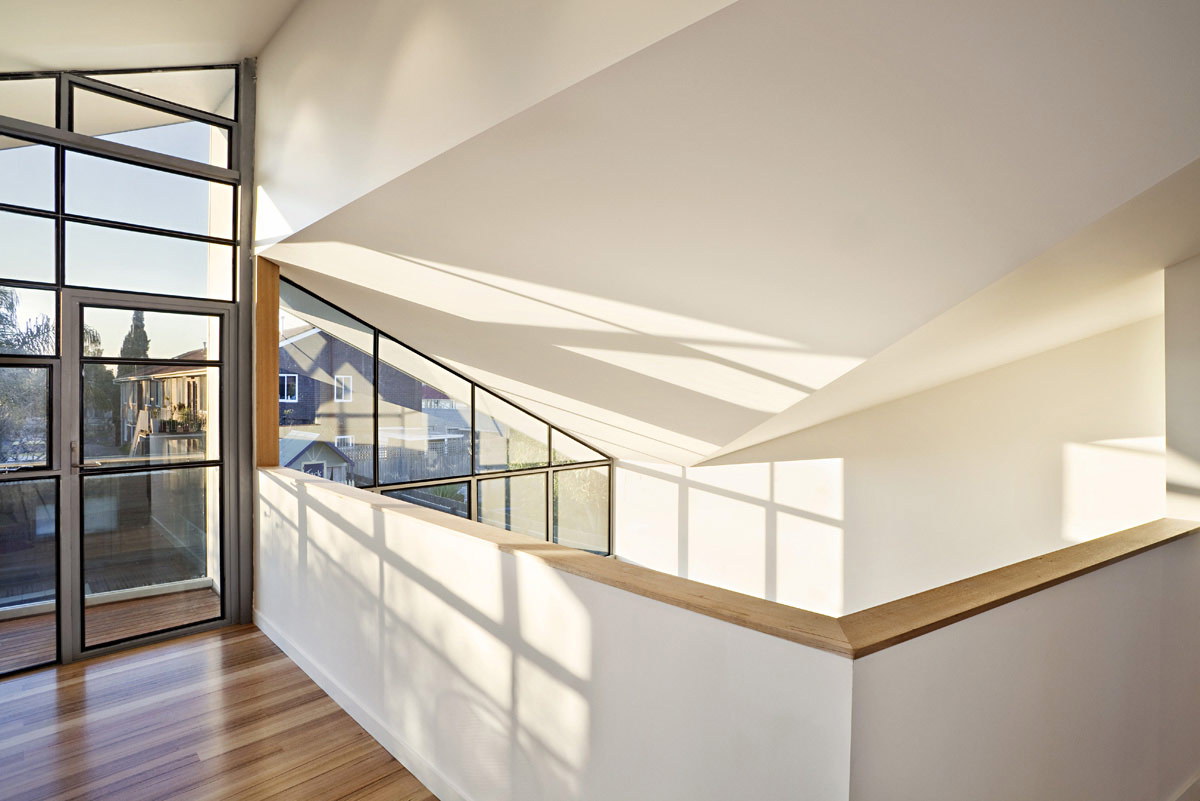Landing, Balcony, Bungalow Renovation and Extension in Melbourne