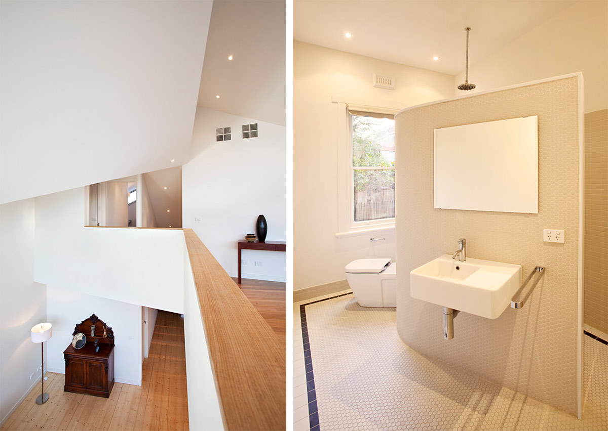 Landing, Bathroom, Bungalow Renovation and Extension in Melbourne