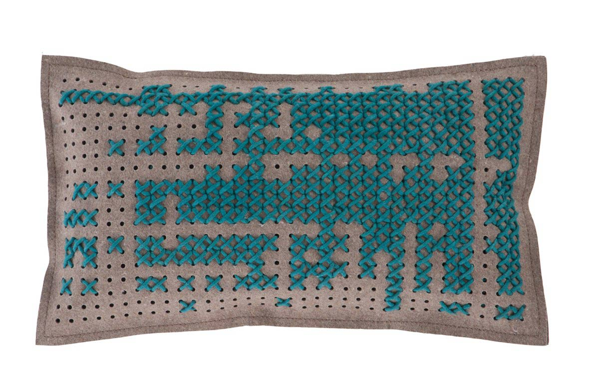 Cushion, Canevas Collection by Charlotte Lancelot