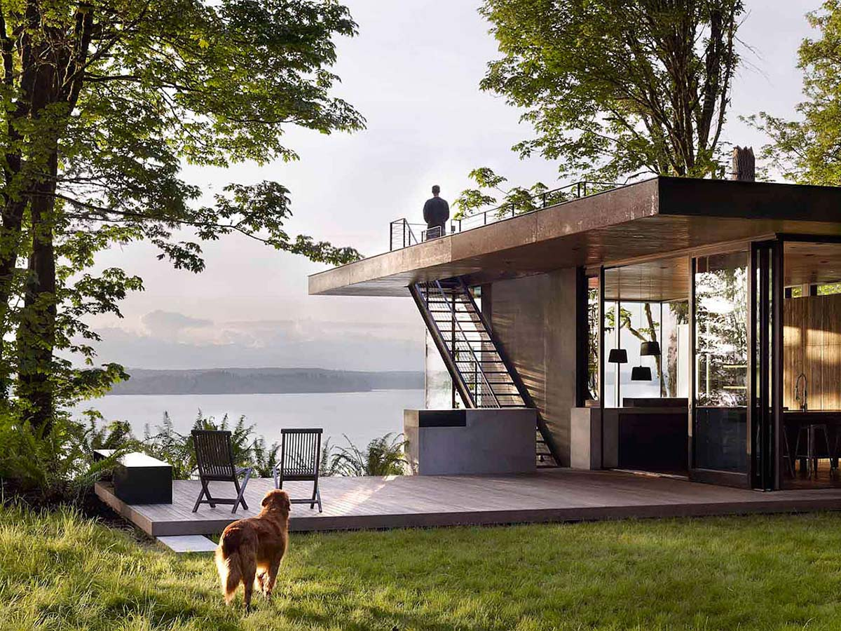 Terrace Views, Vacation Home with Amazing Inlet Views in Washington