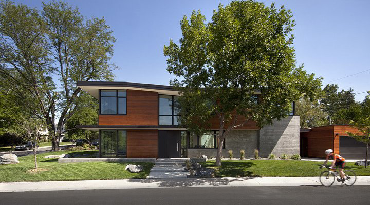 Dihedral House, Boulder, Colorado